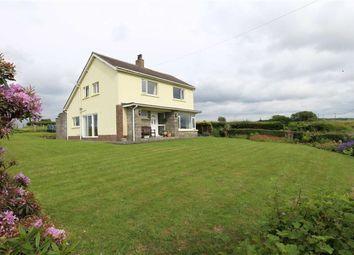 Thumbnail 4 bed detached house for sale in Llangwyryfon, Aberystwyth