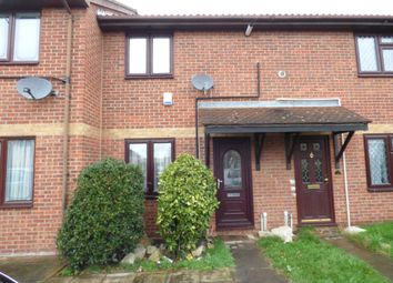 Thumbnail 2 bed terraced house to rent in Hazelwood Park Close, Chigwell