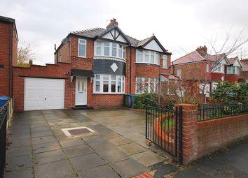 Thumbnail 2 bed semi-detached house for sale in Malpas Drive, Great Sankey, Warrington