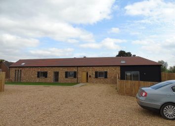 Thumbnail 4 bed barn conversion to rent in Higney Grange, Church End, Woodwalton, Huntingdon
