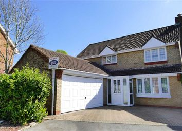 4 bed detached house for sale in Saffron Meadow, Chilvester Park, Calne SN11