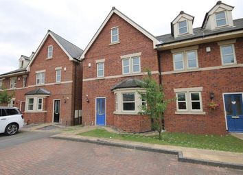 Thumbnail 6 bed end terrace house for sale in Westbridge Mews, Paddington, Warrington
