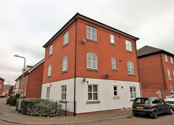 Thumbnail 2 bed flat for sale in Mary Rose Close, Chafford Hundred, Grays