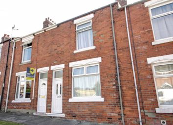 Thumbnail 2 bed terraced house for sale in Carville Terrace, Willington, Crook