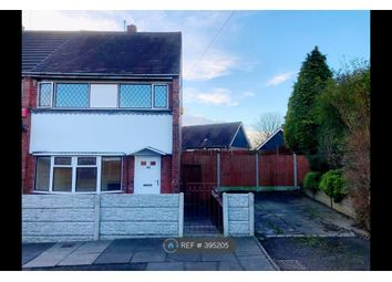 Thumbnail 3 bed semi-detached house to rent in Waverton Road, Stoke-On-Trent