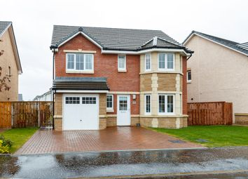 Thumbnail 4 bed detached house for sale in Dunlop Crescent, Stepps, Glasgow