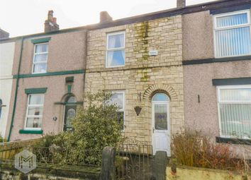 Thumbnail 2 bedroom terraced house for sale in Bury Road, Breightmet, Bolton, Lancashire