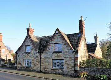 Thumbnail 2 bed cottage for sale in High Road, Manthorpe, Grantham