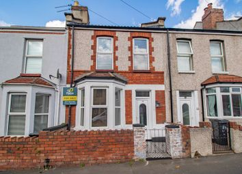 Thumbnail 2 bed terraced house for sale in Chester Road, Whitehall, Bristol