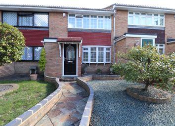 2 bed terraced house for sale in Bayley Walk, Upper Abbey Wood, London SE2