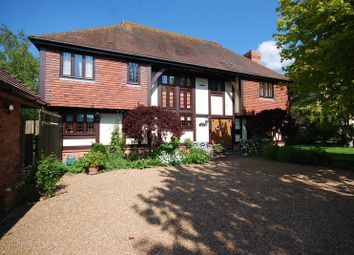 Thumbnail 5 bed detached house for sale in Orchard Field, The Street, Postling, Hythe