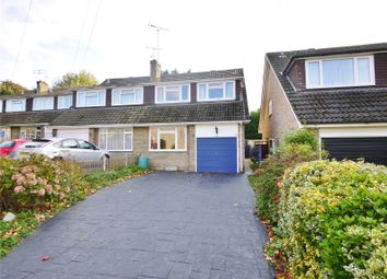 Thumbnail 4 bed semi-detached house for sale in Vine Way, Brentwood, Essex
