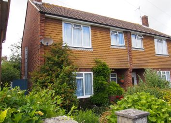 Thumbnail 2 bed semi-detached house for sale in Eastwood Road, Bexhill-On-Sea