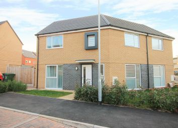 Thumbnail 3 bedroom semi-detached house for sale in Lacey Way, Hereford