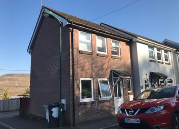 Thumbnail 2 bedroom end terrace house for sale in Brynllys, Ebbw Vale