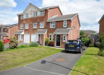 Thumbnail 3 bed mews house for sale in Martholme Avenue, Clayton Le Moors, Accrington