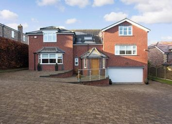 Thumbnail 5 bed detached house for sale in Whinfell Road, Darras Hall, Northumberland