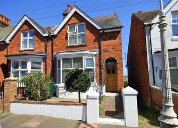 Thumbnail 3 bed terraced house for sale in Hurst Road, Upperton, Eastbourne