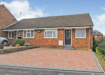 Thumbnail 2 bed semi-detached bungalow for sale in Herriot Close, Newport Pagnell