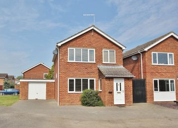 Thumbnail 4 bed detached house for sale in Robert Avenue, Somersham, Huntingdon