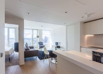 Upper Ground, South Bank, London SE1. 1 bed flat