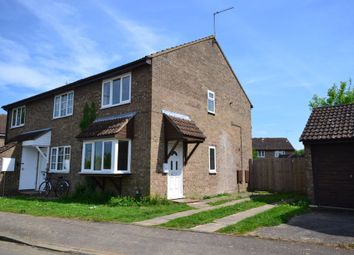 Thumbnail 2 bedroom semi-detached house to rent in Mulberry Way, Ely