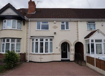 Thumbnail 3 bed terraced house for sale in Stubby Lane, Wolverhampton