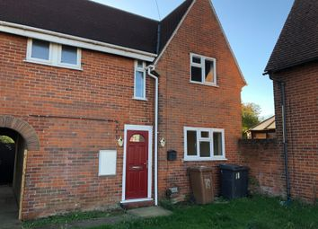 Thumbnail 3 bed semi-detached house for sale in King George Road, Andover