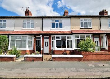Thumbnail 3 bedroom terraced house for sale in Warburton Street, Stockton Heath, Warrington