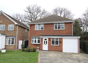 Thumbnail 4 bed detached house for sale in Berger Close, Petts Wood, Orpington