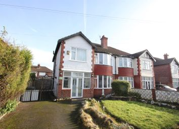 Thumbnail 4 bedroom semi-detached house for sale in Seymour Grove, Old Trafford, Manchester