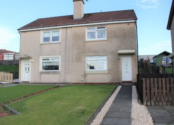 Thumbnail 2 bed semi-detached house for sale in Montrose Gardens, Kilsyth