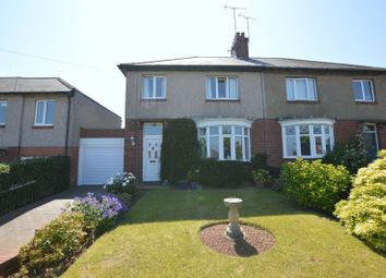 Thumbnail 3 bed semi-detached house for sale in Lesbury Road, Lesbury, Alnwick