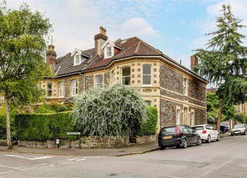 Thumbnail 3 bed flat for sale in Carnarvon Road, Redland, Bristol
