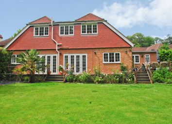 Thumbnail 5 bed detached house for sale in Busketts Way, Woodlands, Ashurst, Southampton