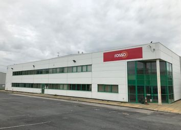 Thumbnail Industrial for sale in The Former Rosso Depot, Knowsley Park Way, Haslingden