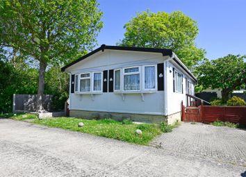 2 bed mobile/park home for sale in Marigolds Park, Shripney, Bognor Regis PO22