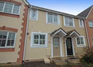 Thumbnail 2 bed terraced house for sale in Primrose Drive, Branston, Burton-On-Trent