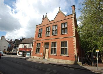 Thumbnail 4 bedroom flat for sale in High Street, Burton-On-Trent