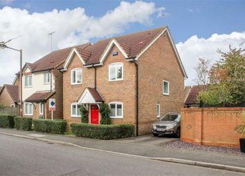 Thumbnail 4 bed detached house for sale in Wallinger Drive, Shenley Brook End, Milton Keynes, Bucks