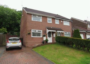 Thumbnail 3 bedroom semi-detached house for sale in Cwrt Yr Ala Road, Cardiff