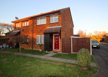 Thumbnail 3 bed semi-detached house to rent in Woodrush Crescent, Locks Heath, Southampton