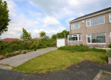 Thumbnail 3 bed semi-detached house to rent in Feversham Close, Plymouth, Devon