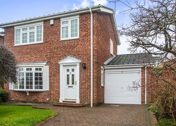 Thumbnail 3 bed detached house for sale in Grosvenor Court, Chapel Park, Newcastle Upon Tyne