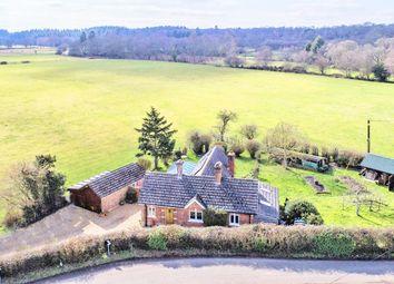 Thumbnail 2 bedroom detached bungalow for sale in Kent Lane, Harbridge, Ringwood