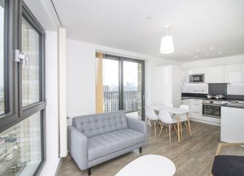 Thumbnail 1 bed flat to rent in Honour Lea Avenue, Olympic Park, London