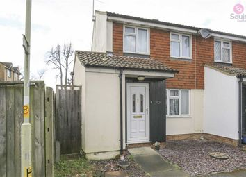 Thumbnail 3 bed semi-detached house for sale in Cygnet Close, Borehamwood, Hertfordshire