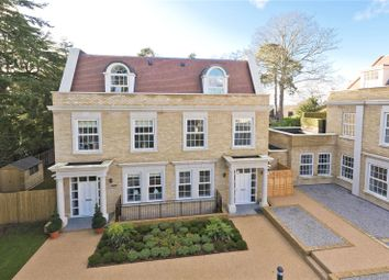 4 bed semi-detached house for sale in Ridgewood, Brooklands Road, Weybridge, Surrey KT13