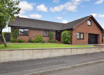 Thumbnail 5 bedroom detached bungalow for sale in 5 Castlehill Court, Symington, Biggar