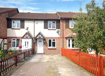 Thumbnail 2 bed terraced house for sale in Fenland Close, Middleleaze, Swindon